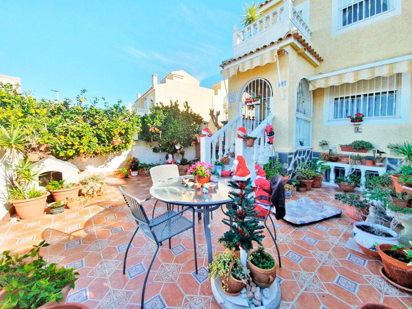 bungalow en gran-alacant · clot-de-galvany 149000€