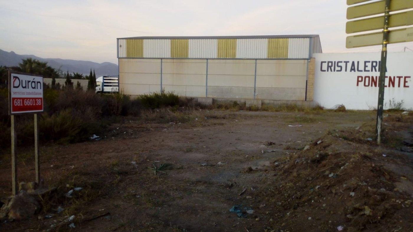 Finca rústica en El Ejido - Las norias