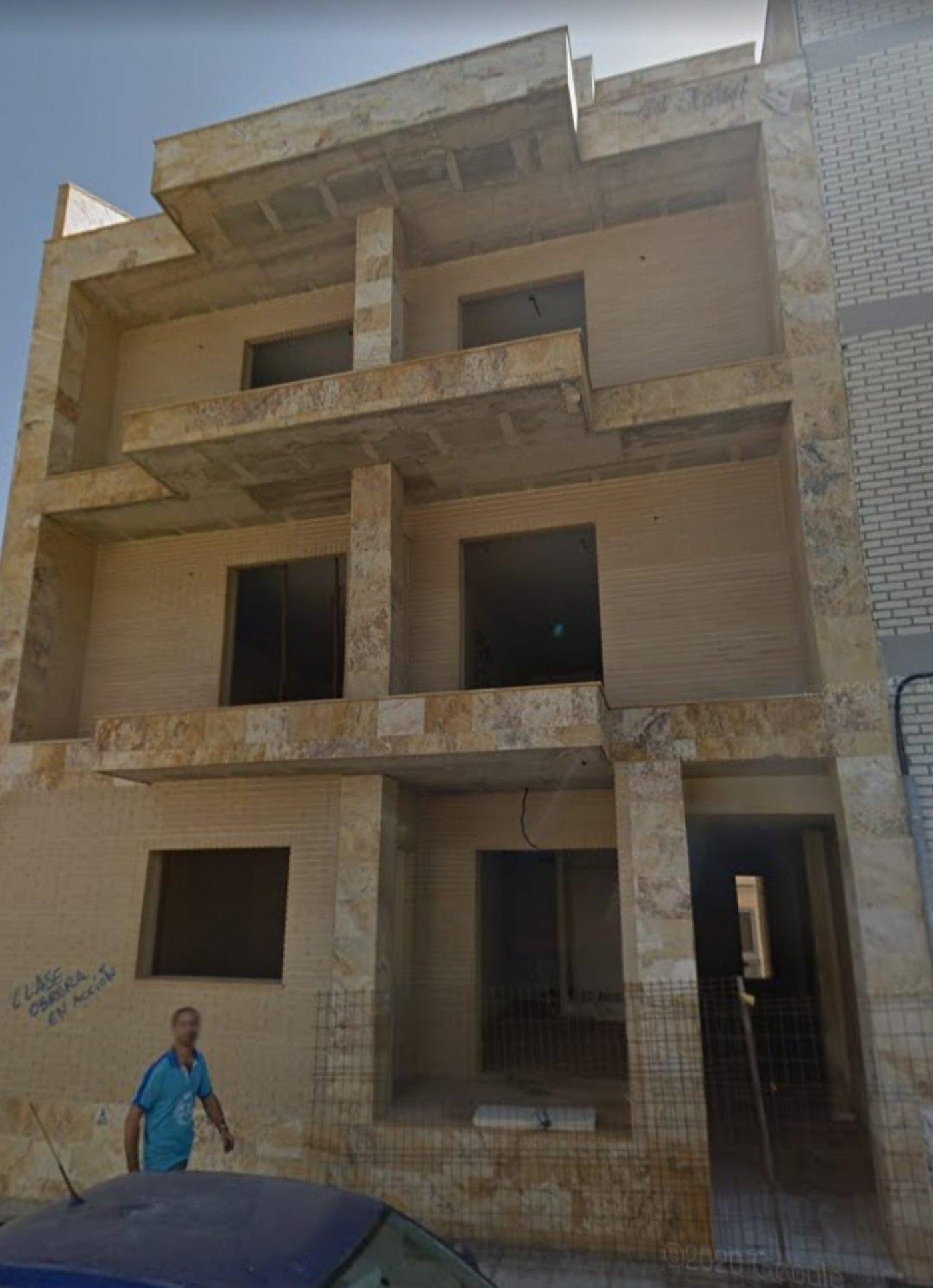 Edificio en Balerma