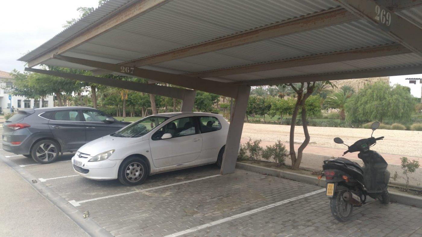 Garaje en Vera