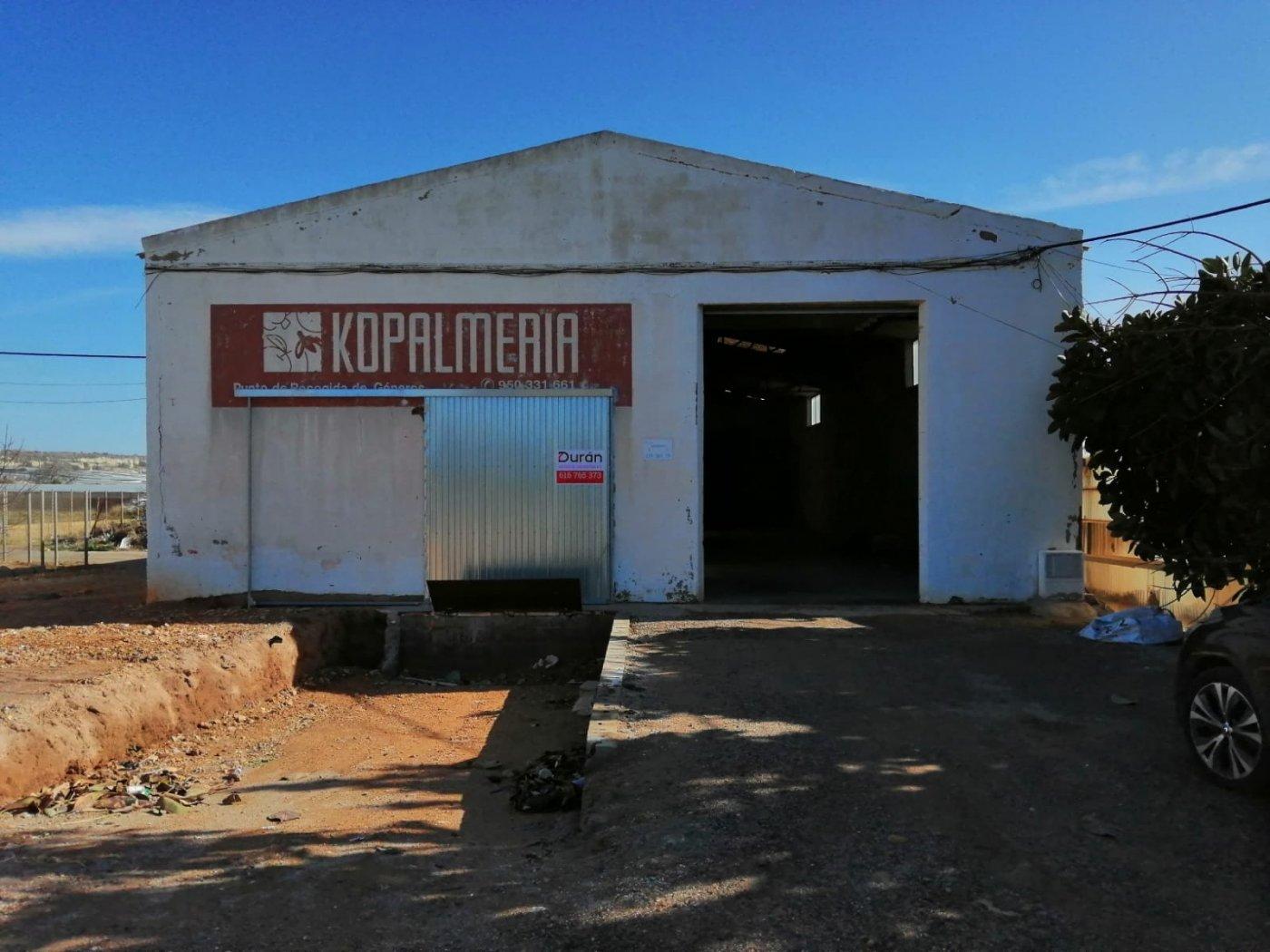 Nave industrial en El Ejido
