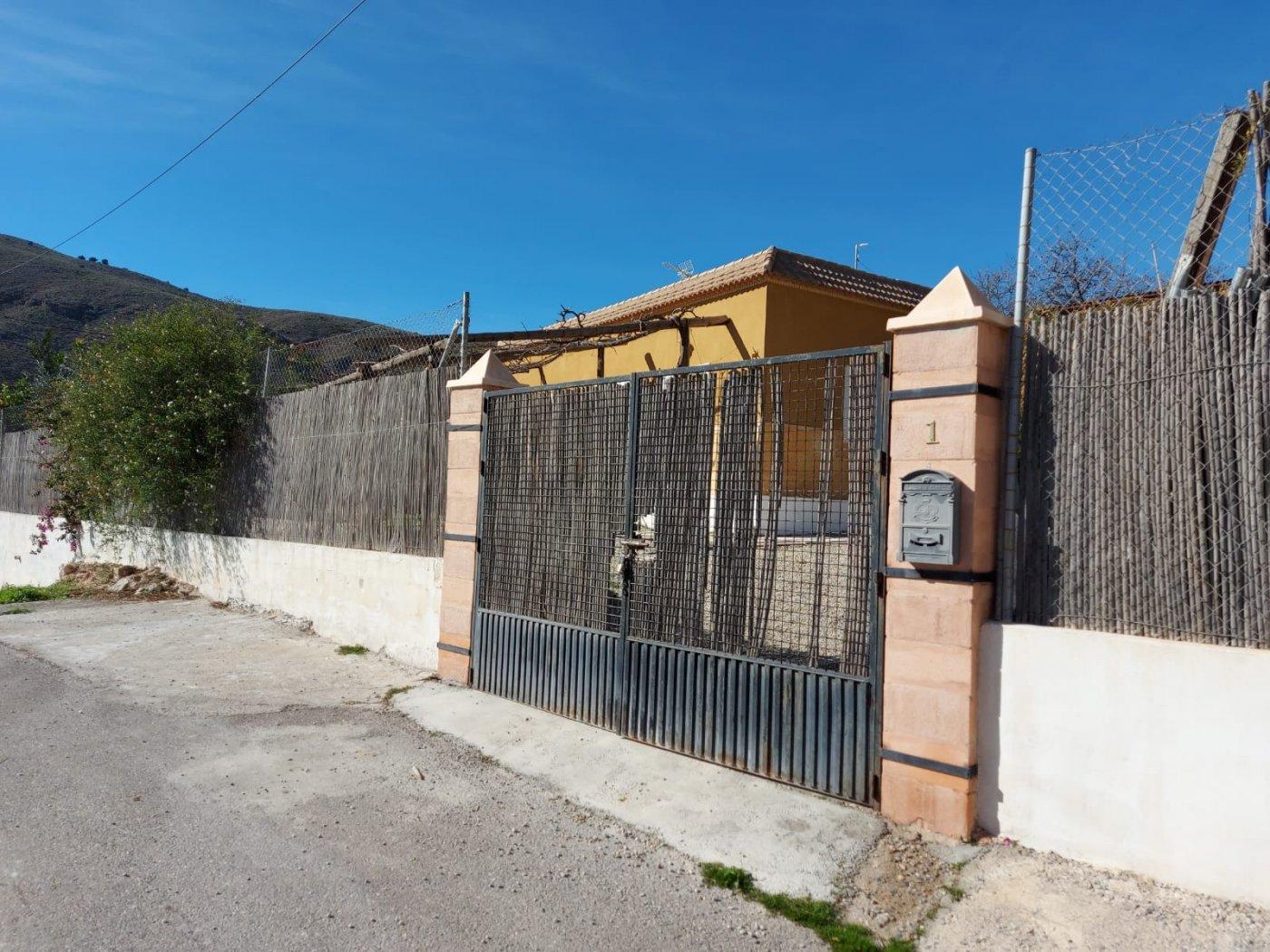 Cortijo en Berja - PEÑARODADA