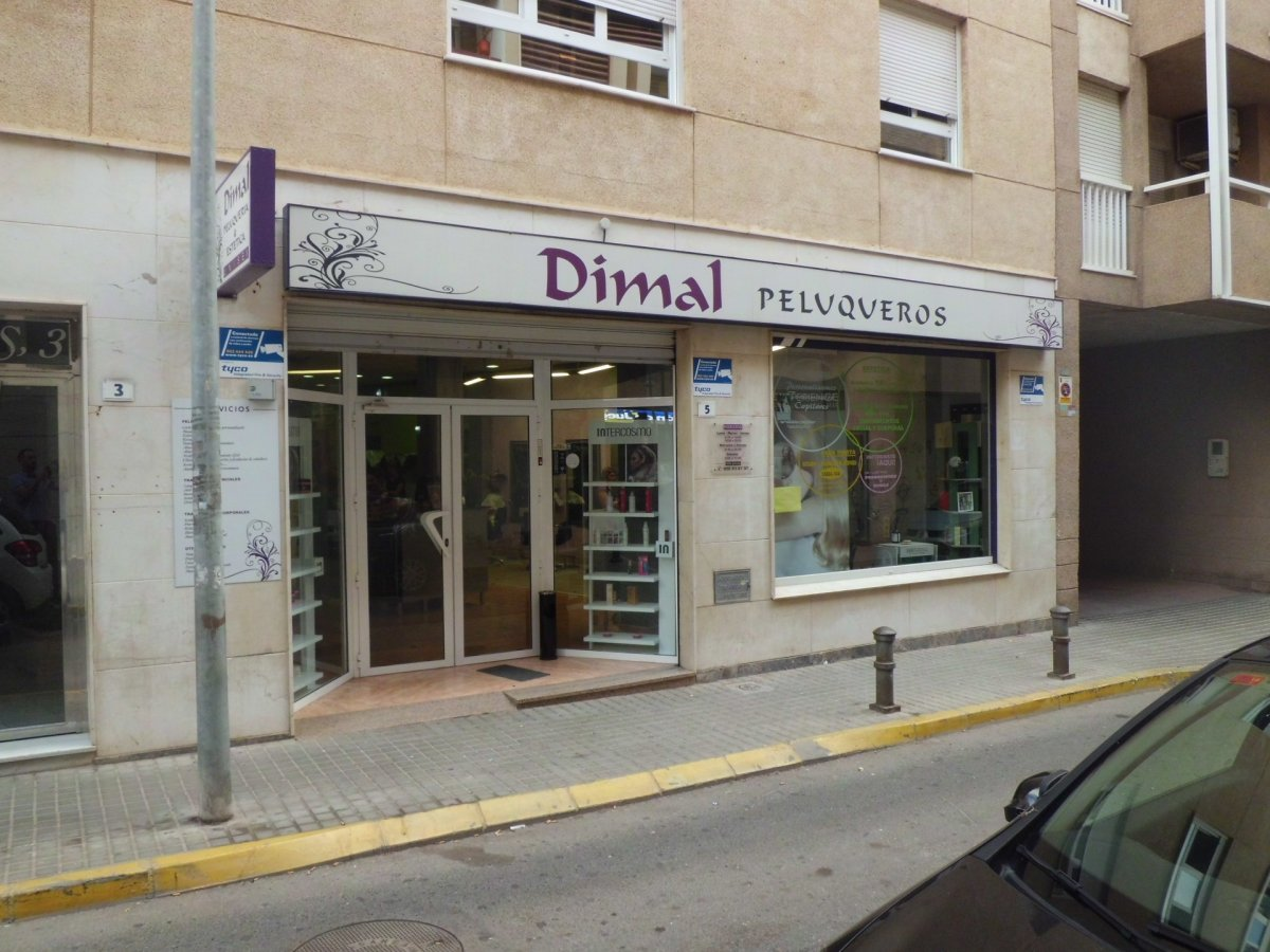 Local comercial en El Ejido