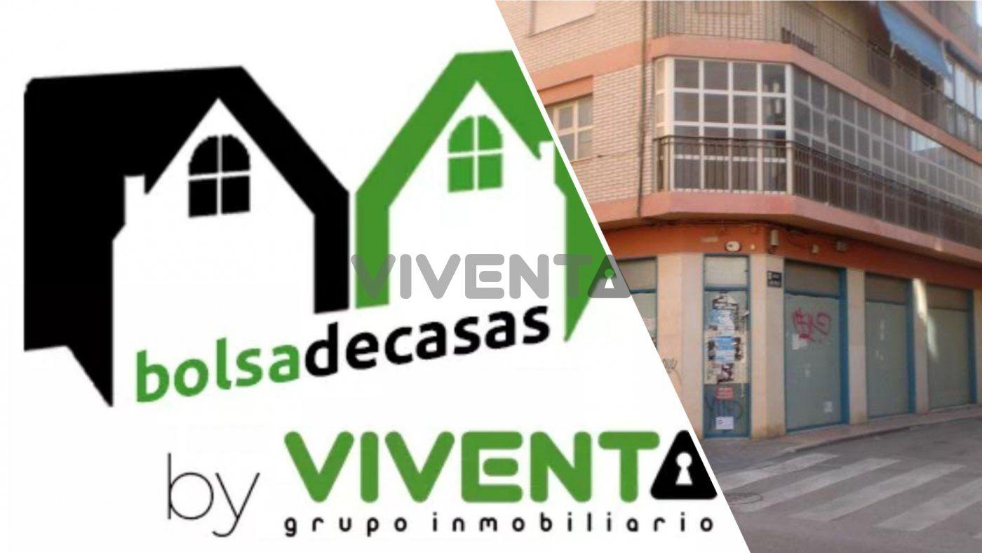 local-comercial en alcantarilla · centro 119000€