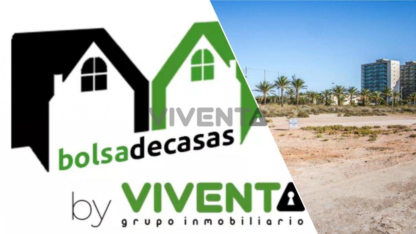 terreno-urbano en la-manga-del-mar-menor · playa-del-esparto-veneziola 178900€