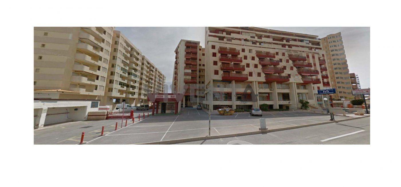 piso en la-manga-del-mar-menor · 1ª-linea-del-mar-mediterraneo 125000€