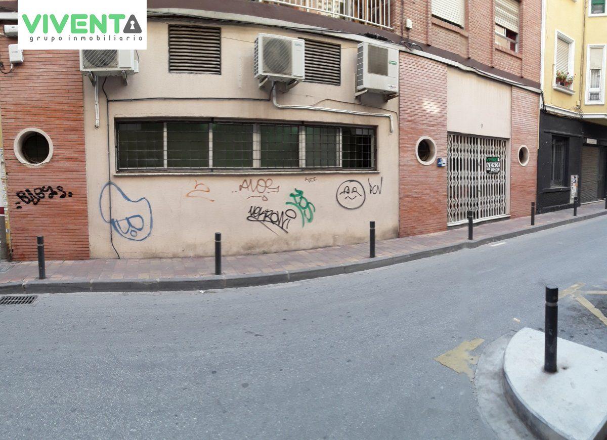 local-comercial en murcia · barrio-del-carmen 119000€