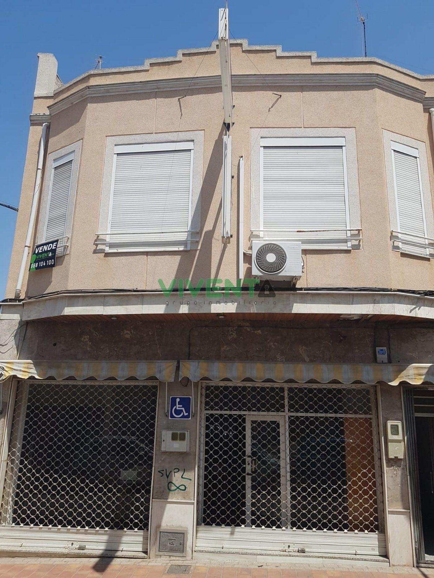 piso en molina-de-segura · centro 124000€