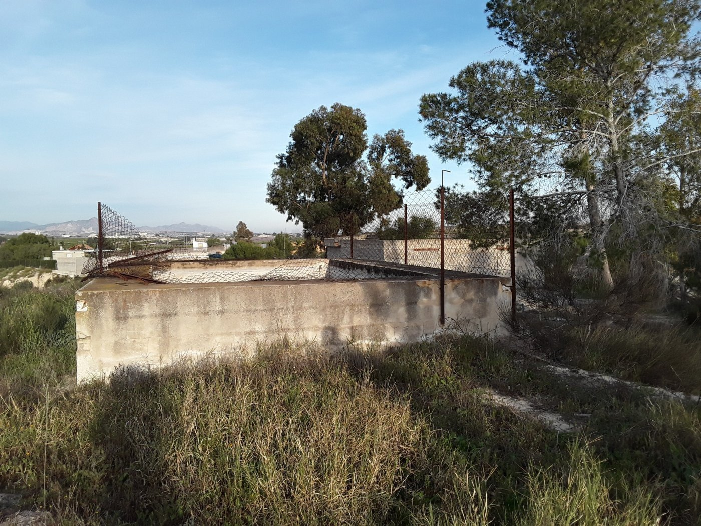 terreno-rural en molina-de-segura · los-valientes 30000€
