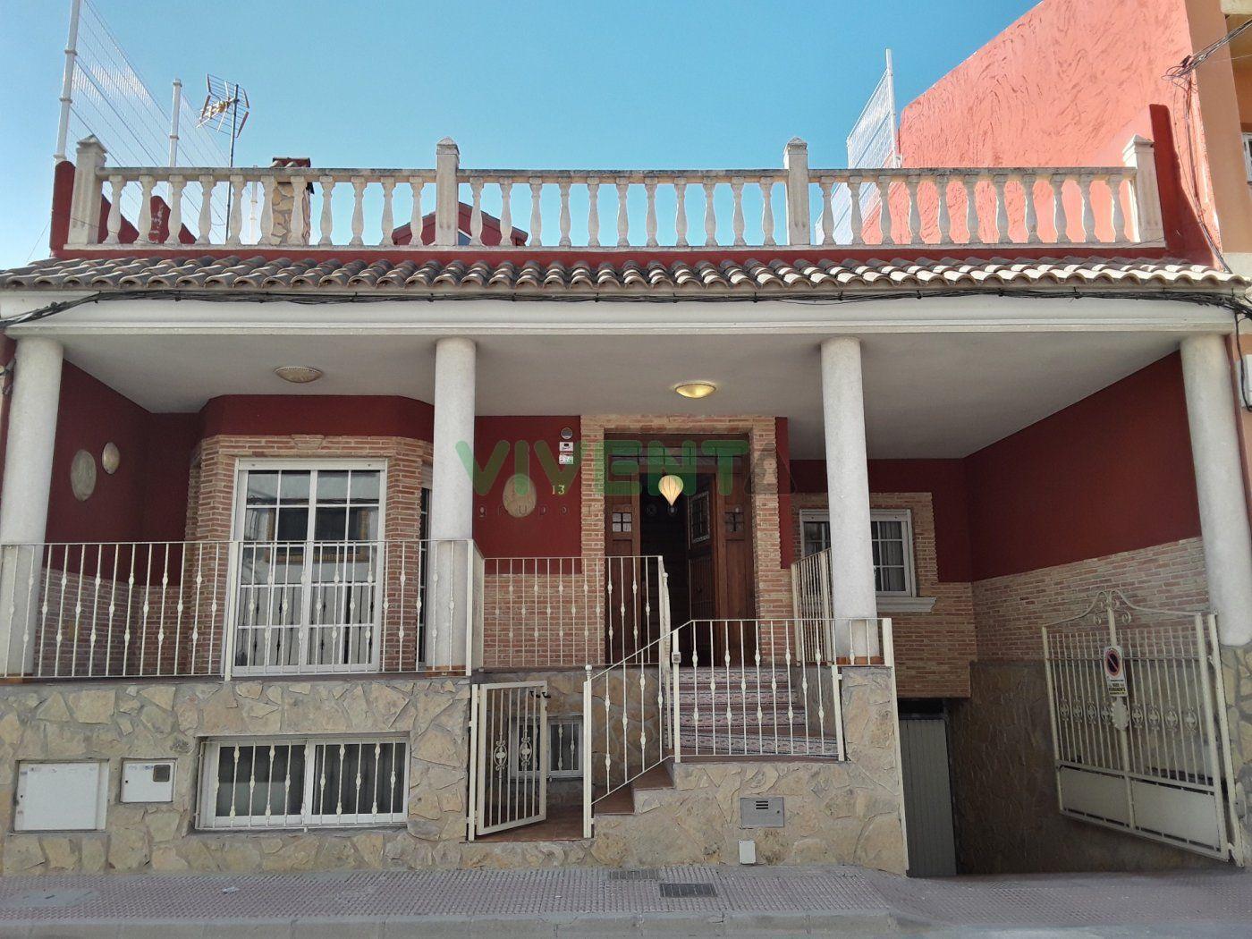 adosado en lorqui · sin-zona 229900€