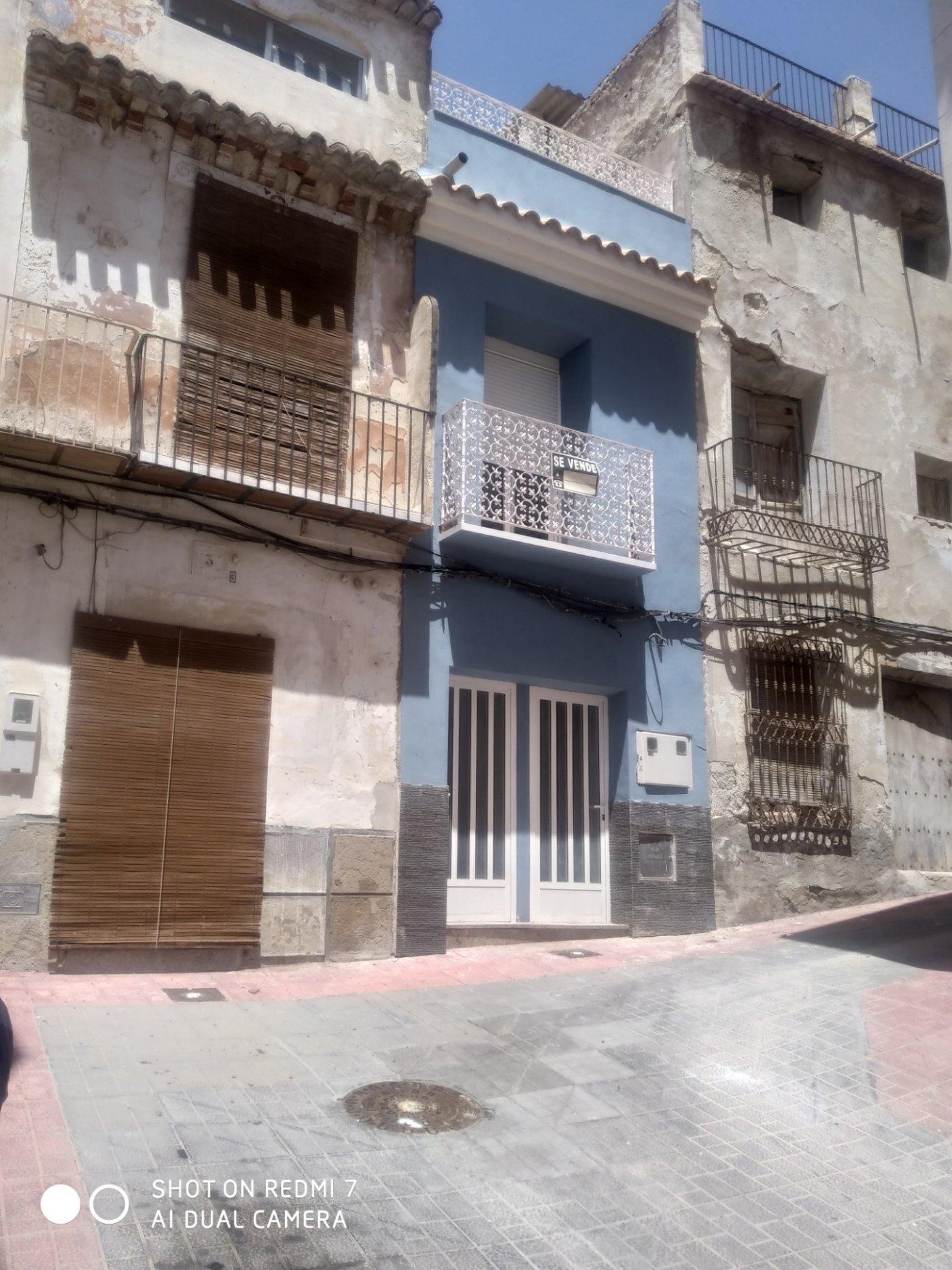Casa de pueblo 3 dormitorios centro abanilla - imagenInmueble0