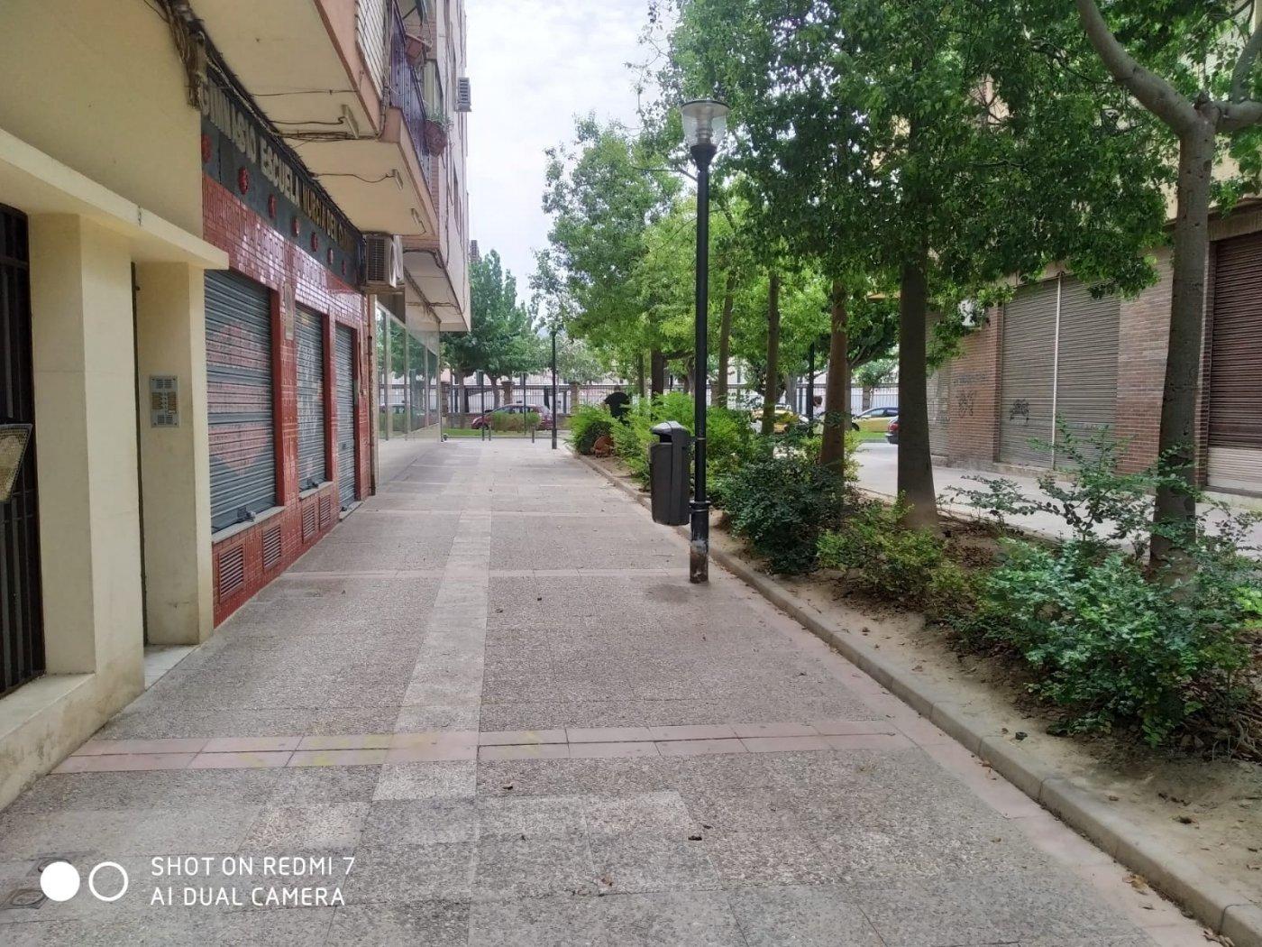 local-comercial en murcia · barrio-del-carmen 450€
