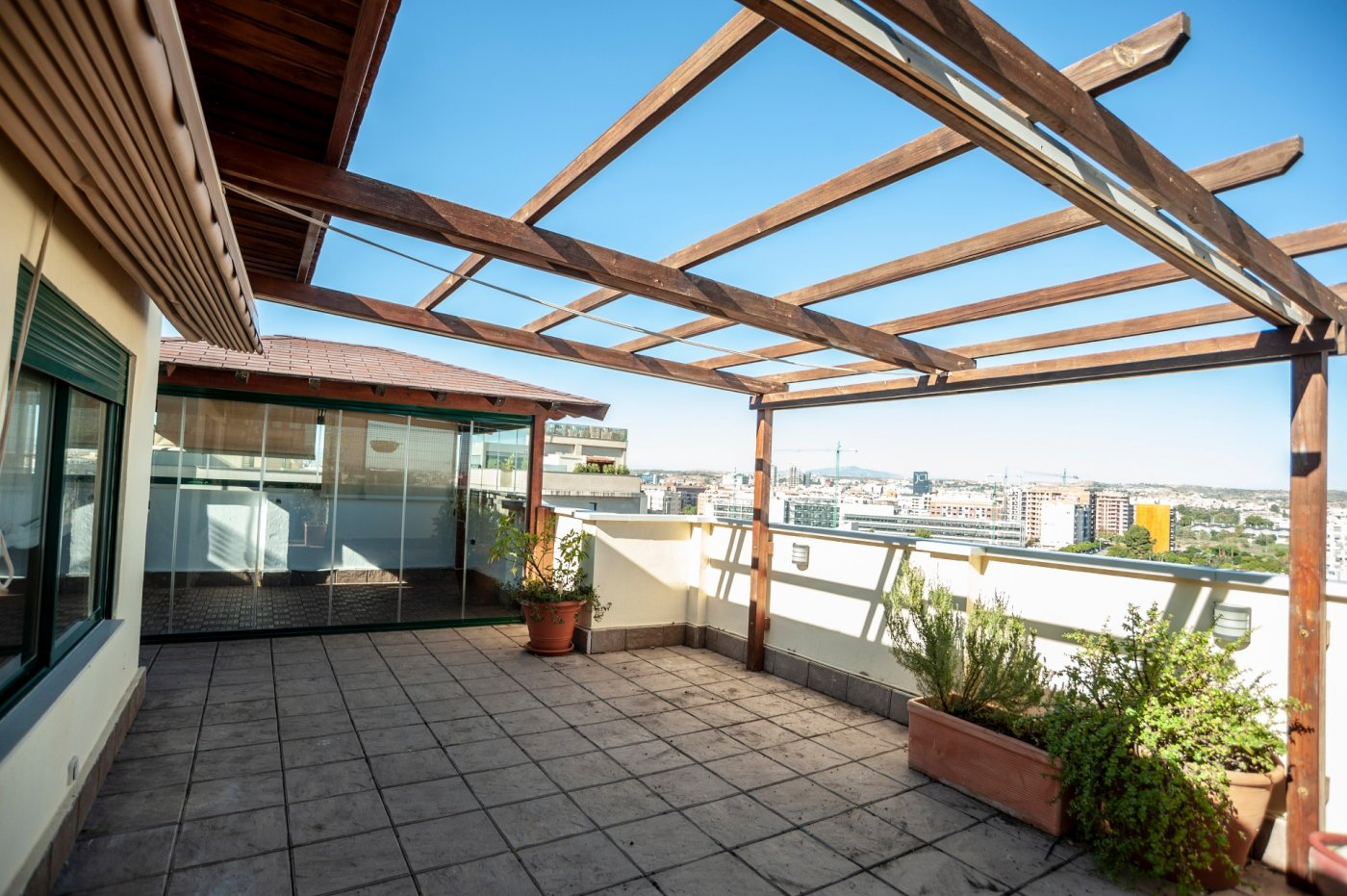 Penthouse-duplex - Buen Estado - Avenida-europa - Murcia