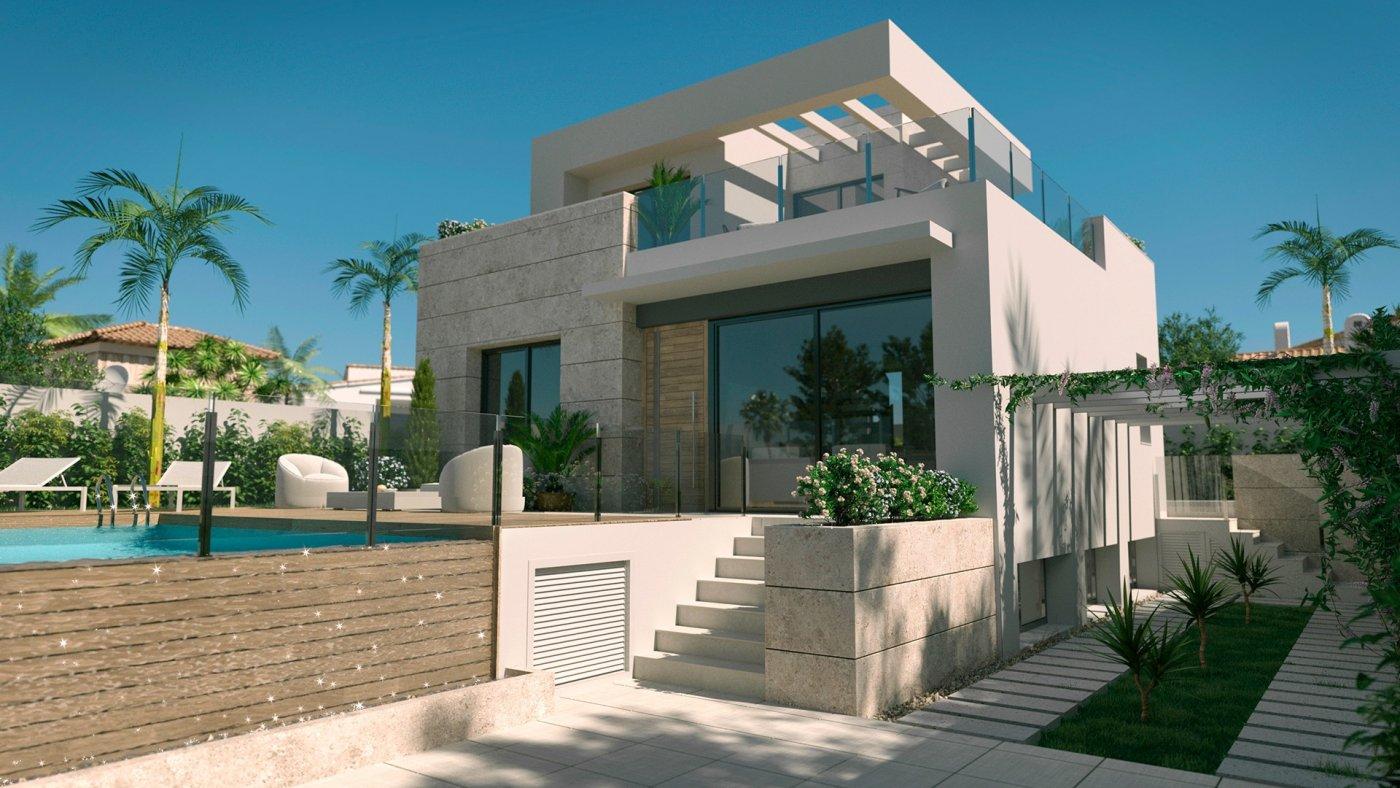 Magnífica Villa diseñada para disfrutar de más de 300 días soleados al año.