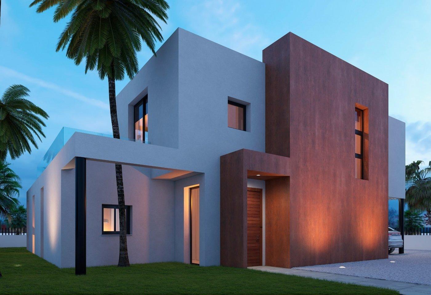 Villa moderna de nueva construcción en Calpe a 600 m de la playa