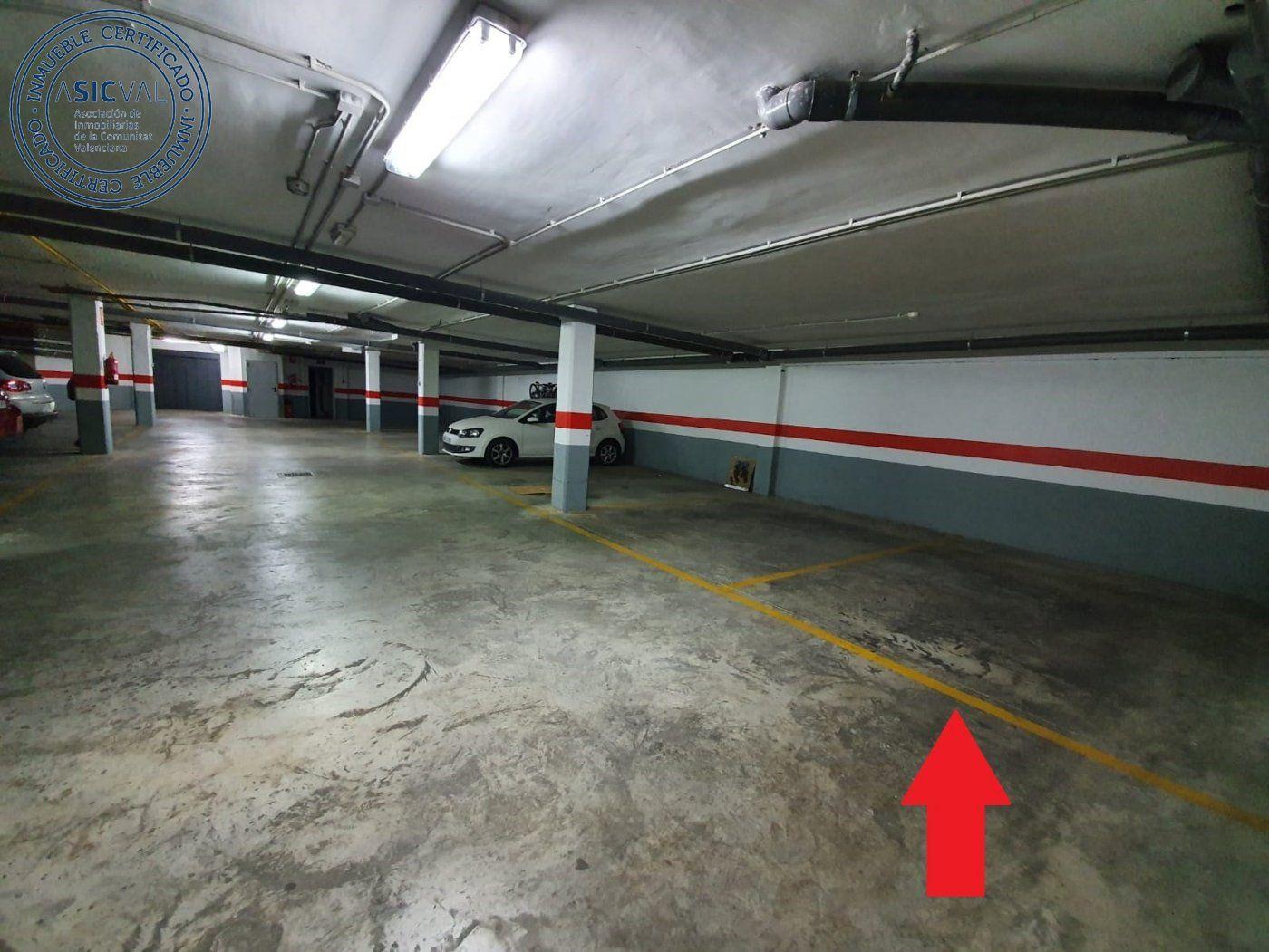 parking en valencia · campanar 14000€