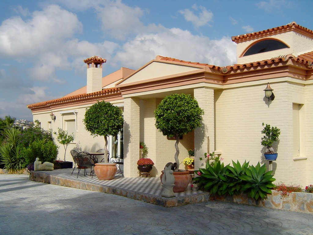 Villa for sale in Urbanizaciones, Alfaz del Pi