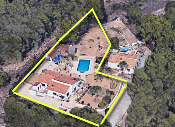 Villa for sale in Romeral, Alfaz del Pi