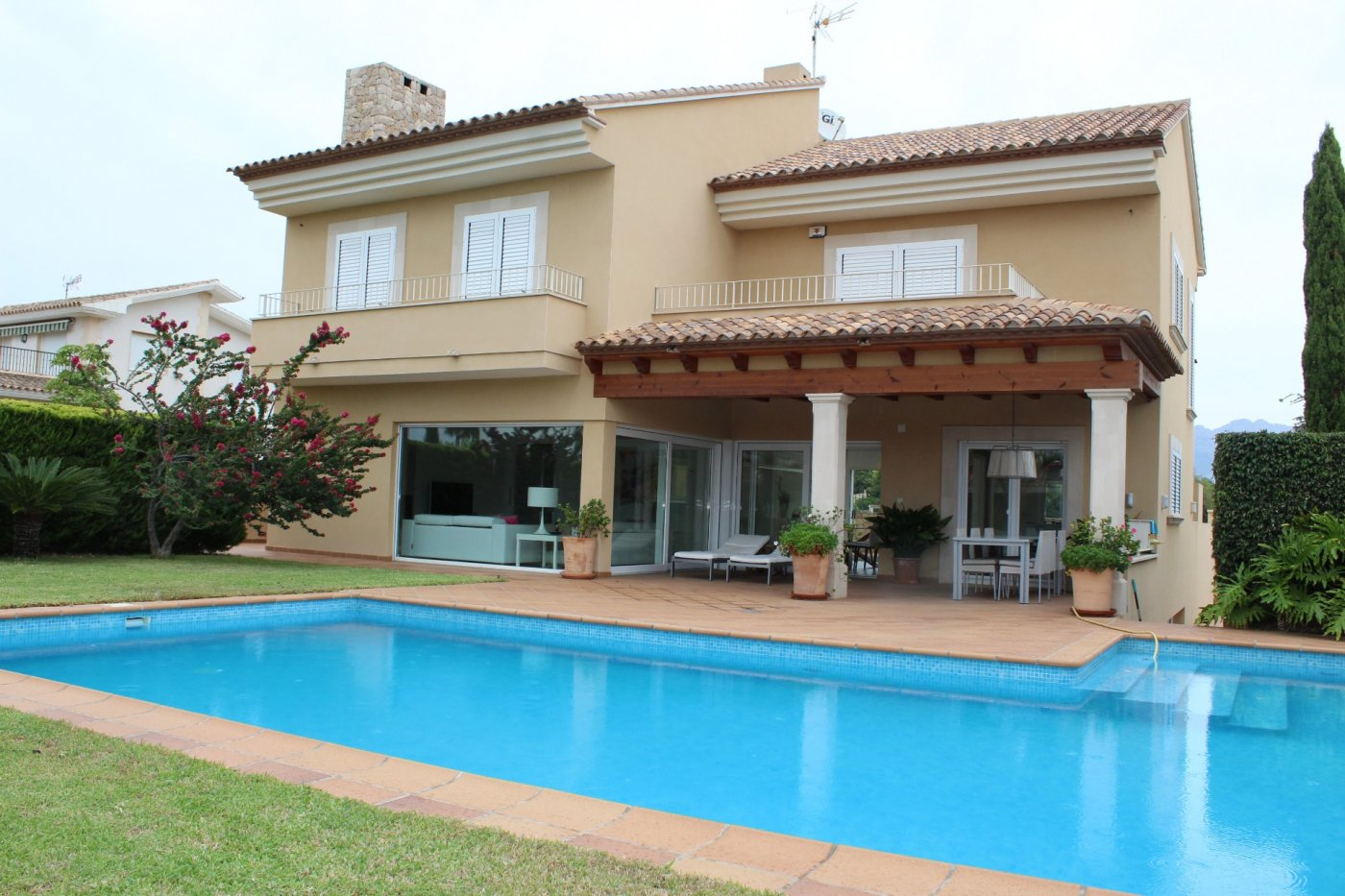 Villa for sale in Arabi, Alfaz del Pi