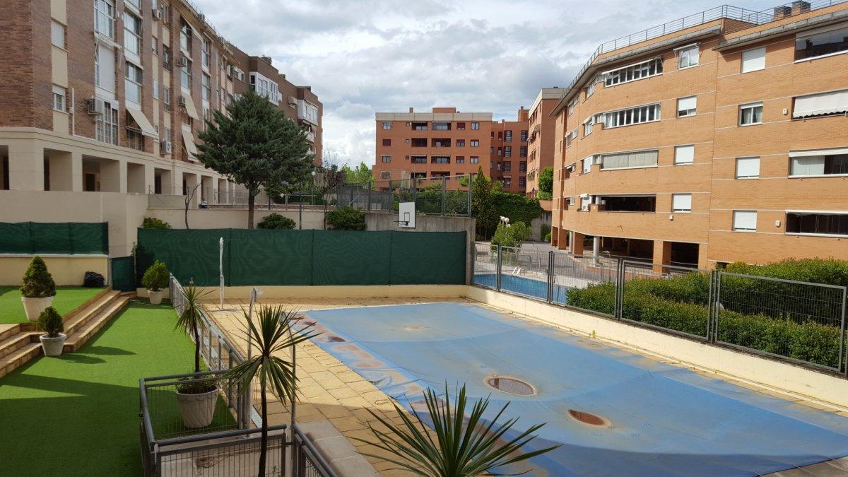 Piso en alquiler en Norte, Alcobendas