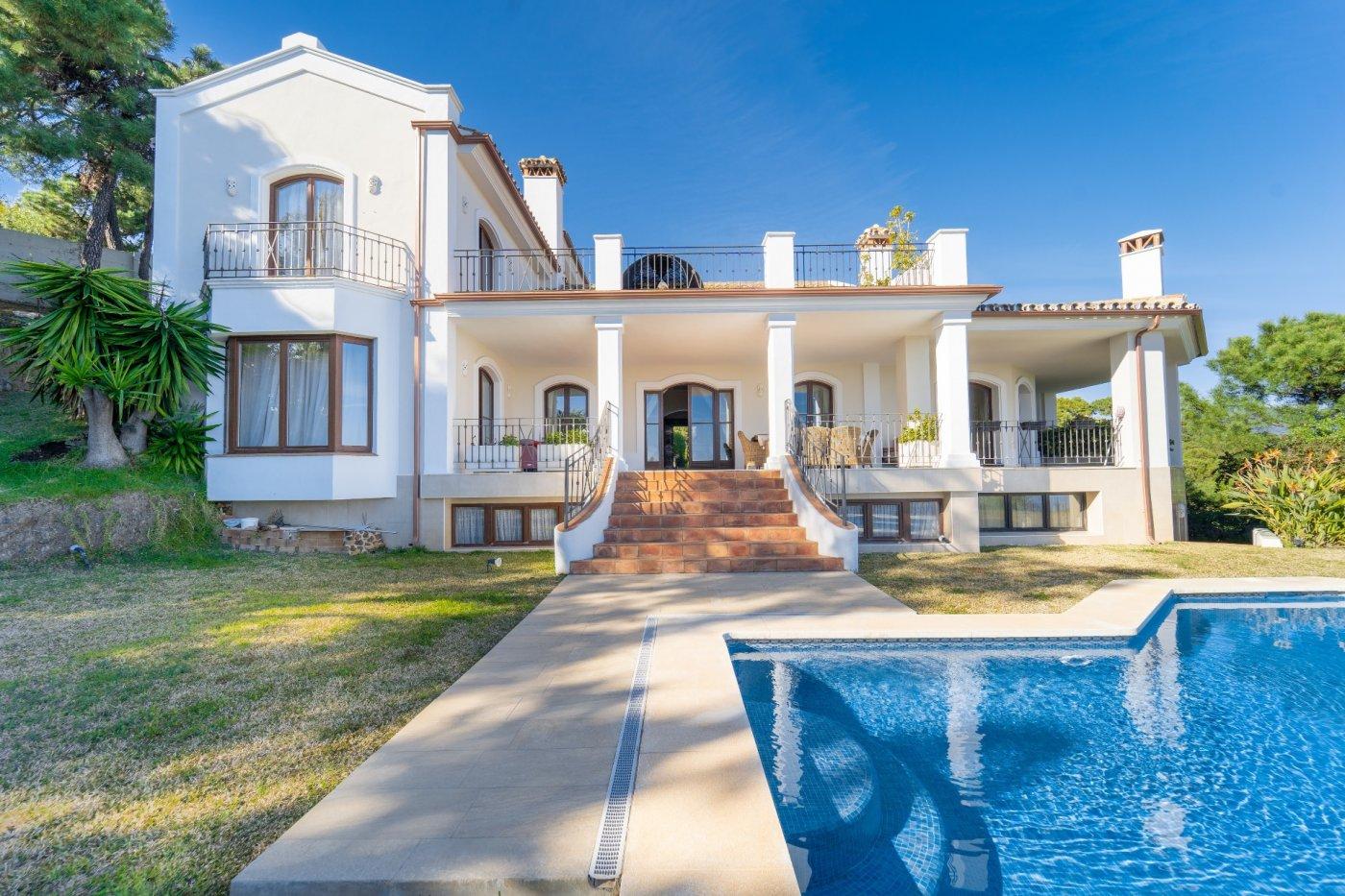 villa-de-lujo en marbella · benahavis 4500000€