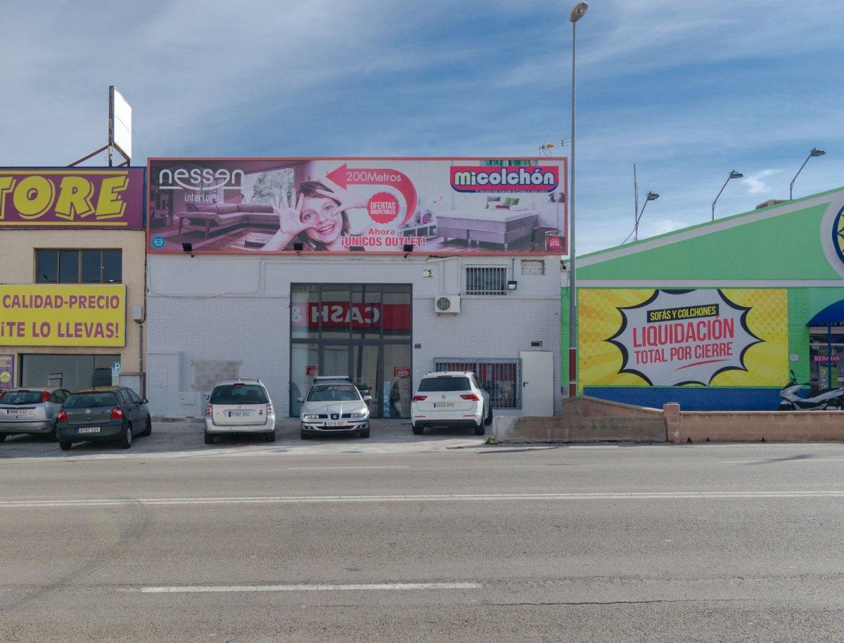 Nave industrial en venta en Málaga