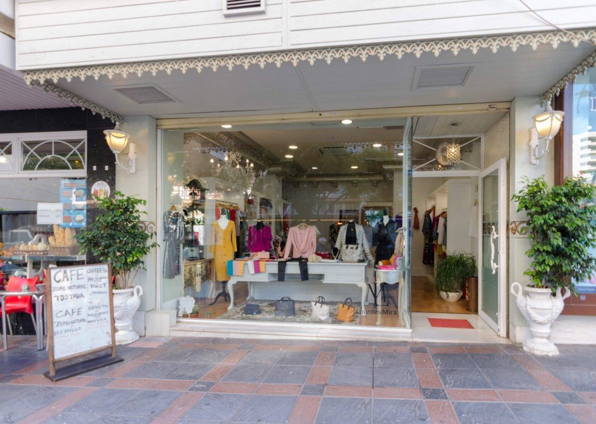 local-comercial en fuengirola · centro 1500€