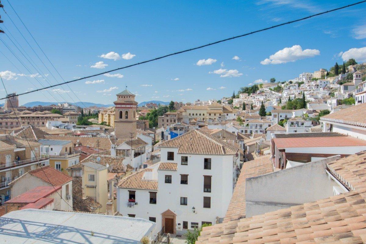 Building for sale in Albaycin, Granada