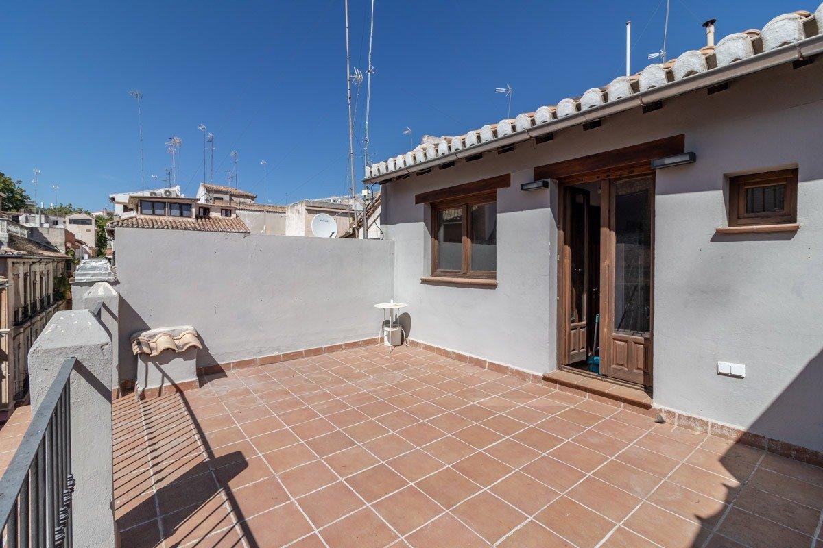 Penthouse for sale in Corte Ingles, Granada