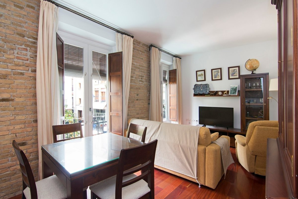 Flat for sale in Plaza Birrambla, Granada
