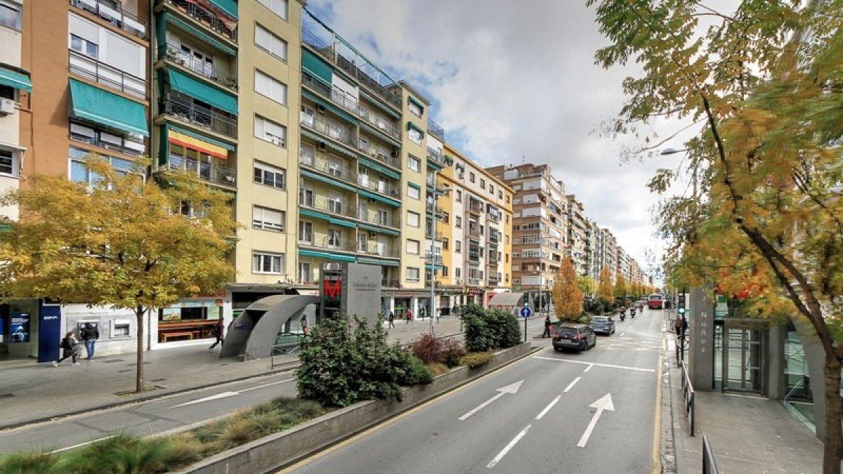 Flat for sale in Camino de ronda, Granada