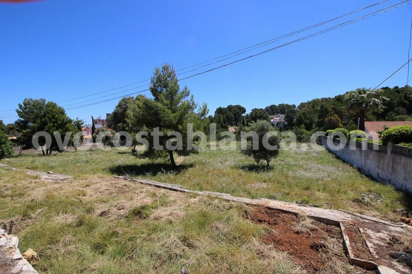 plot en denia · las-rotas 348000€