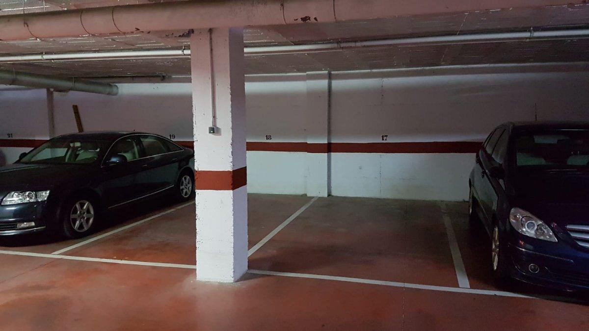 Garaje en Fuengirola Los Pacos.