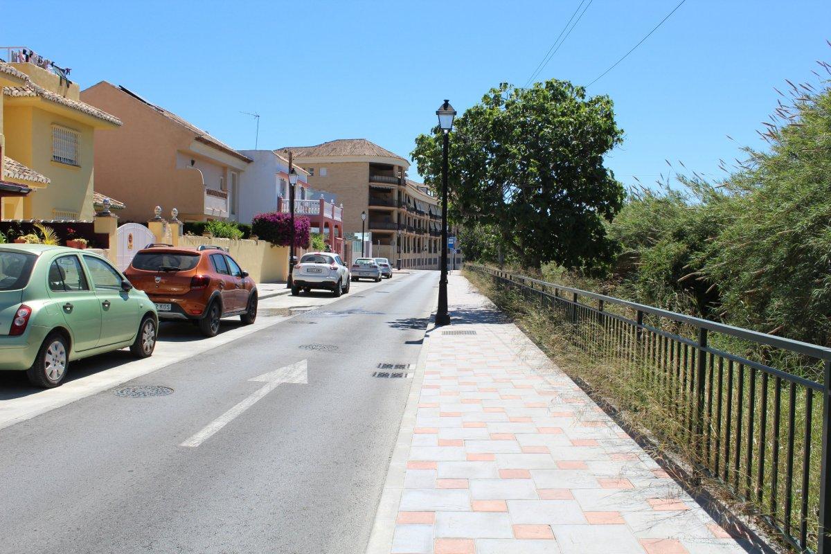 Parcela en Fuengirola Los Pacos.