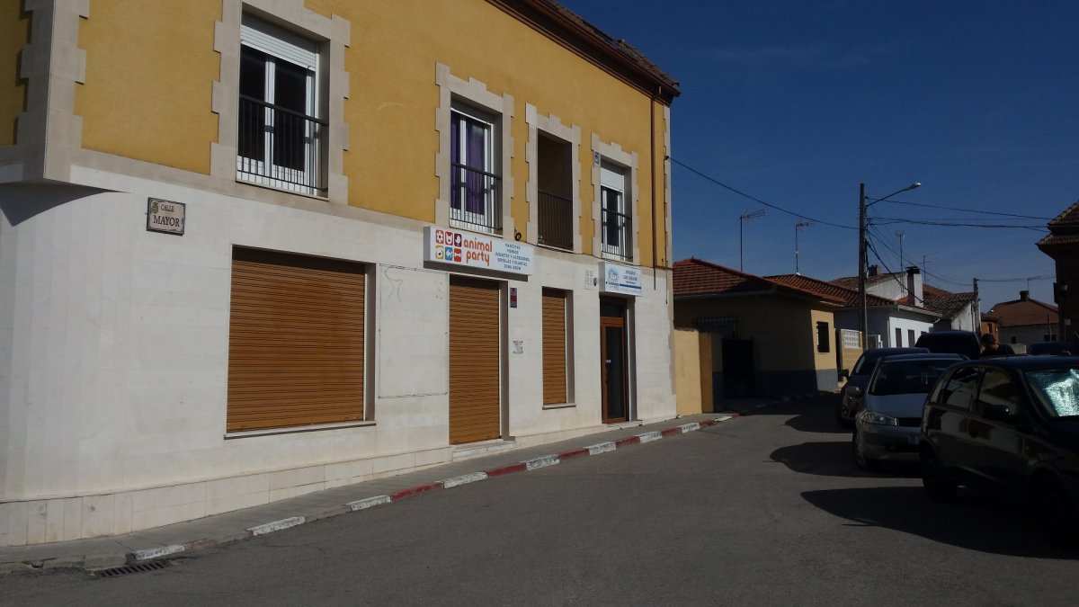 Local en alquiler en Centro, Pioz