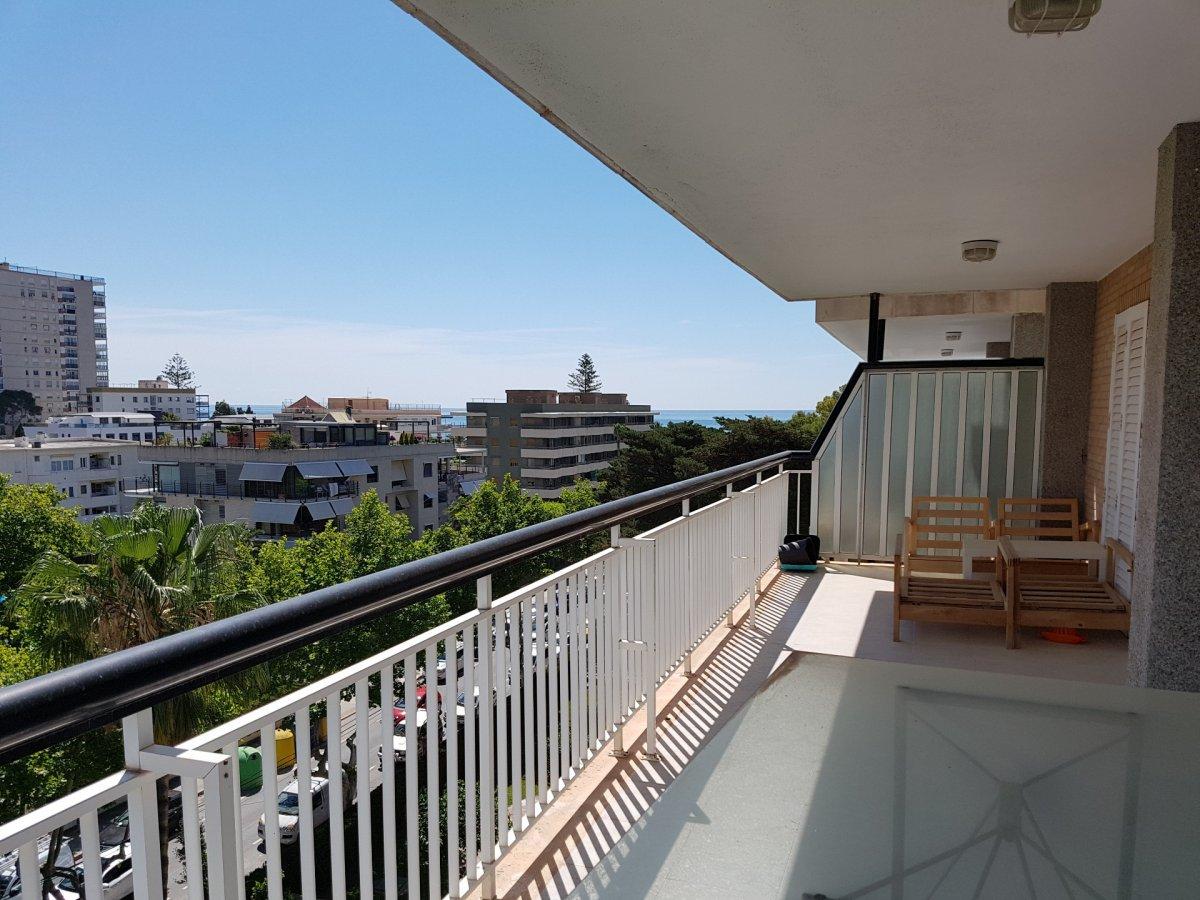 Apartamento en alquiler en Voramar-Almadrava, Benicasim