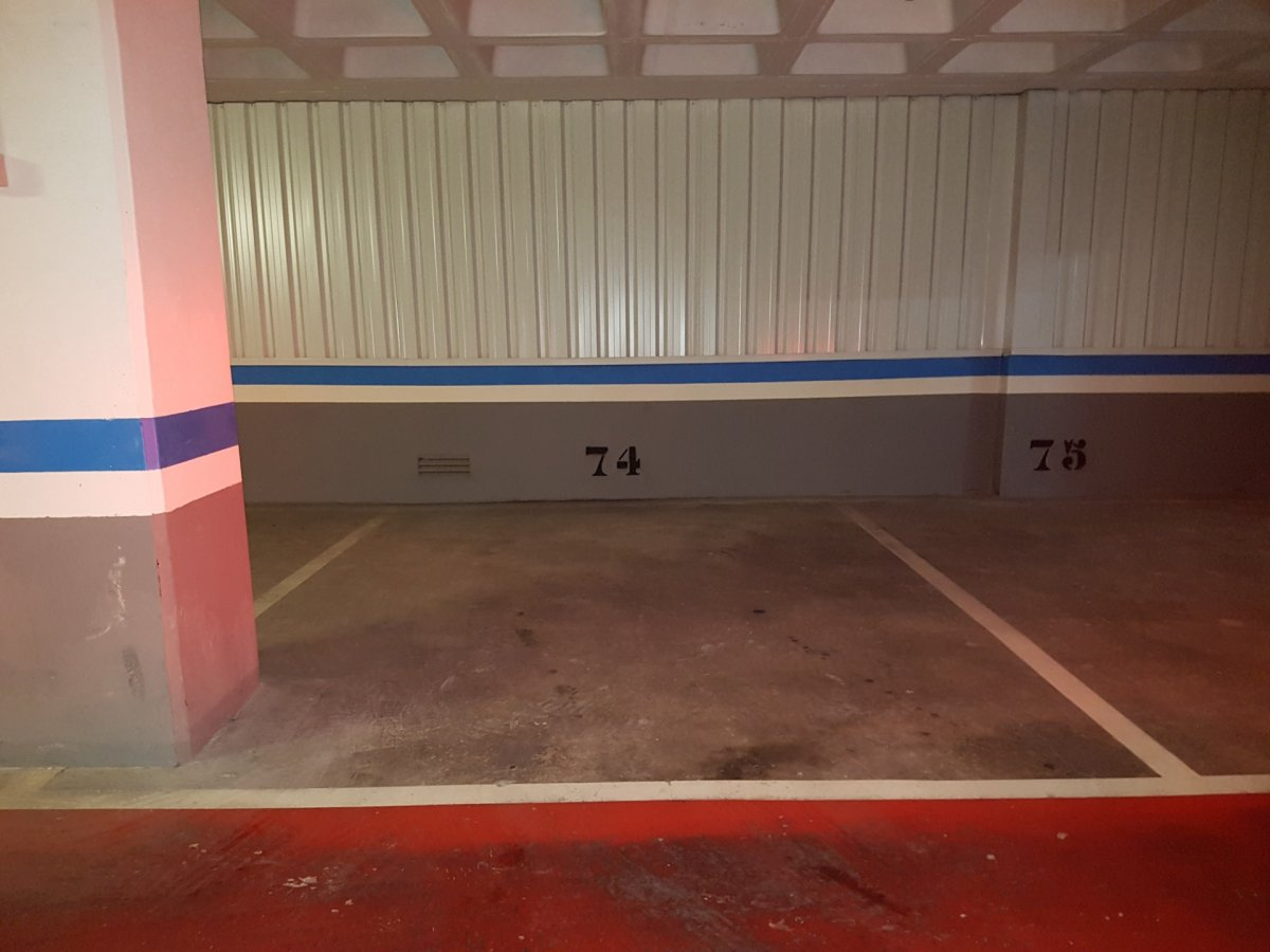 Parking en alquiler en CORTE INGLÉS - RIBALTA, Castellon de la Plana