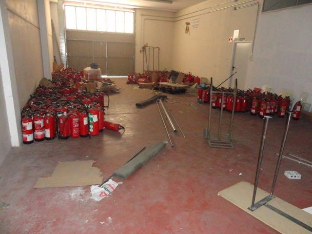 Nave industrial en venta en Leganés