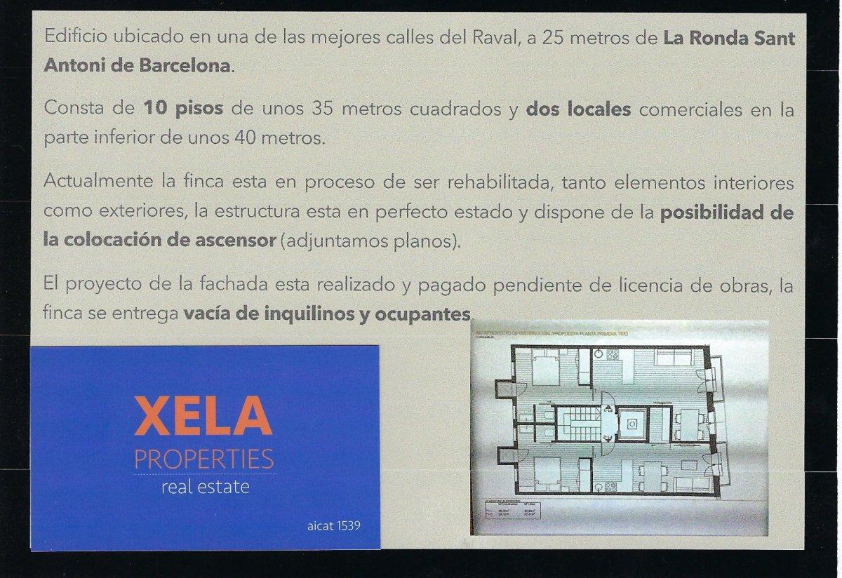 Foto de la galeria de Edificio en El Raval