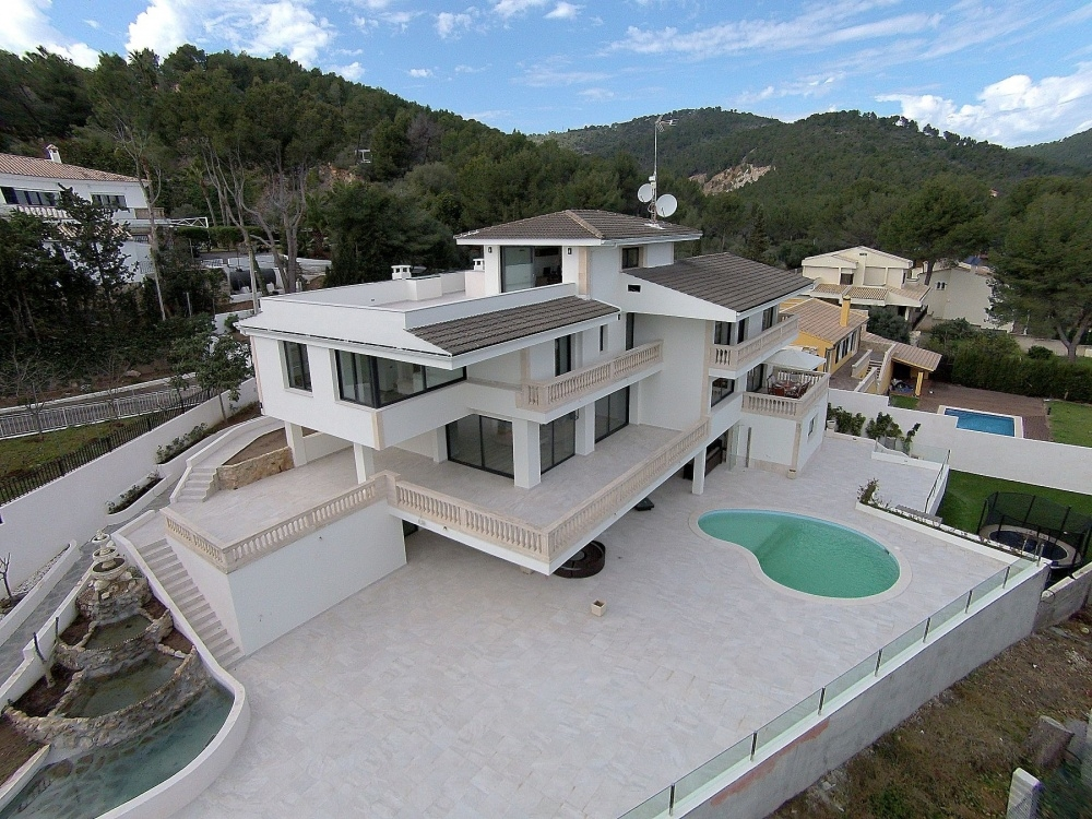 Chalet for rent in Son Vida, Palma de Mallorca