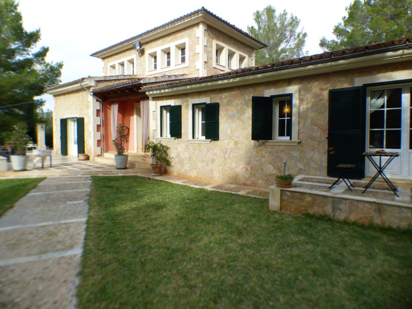 Villa for rent in Puntiró, Palma de Mallorca