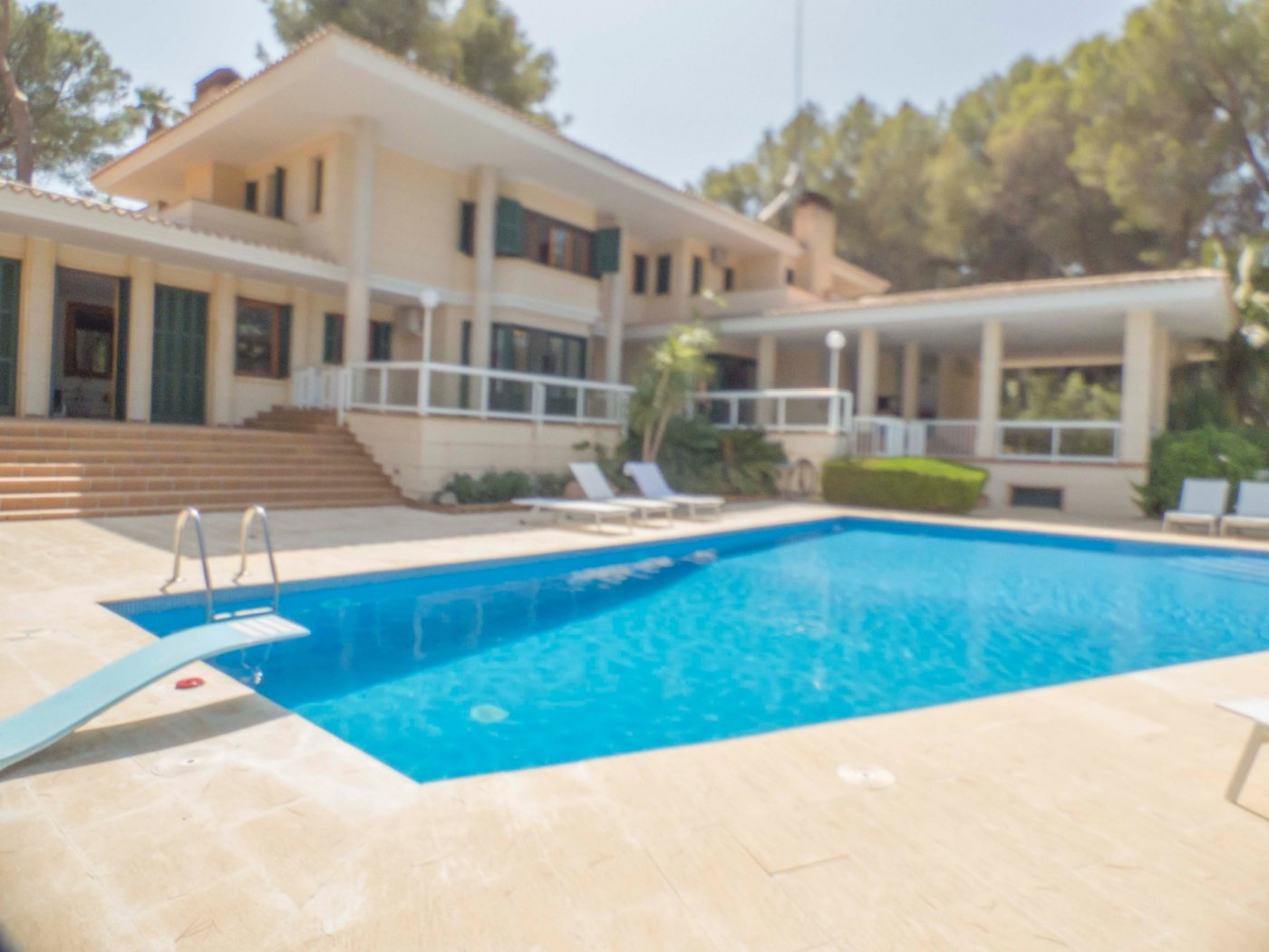 Villa for sale in Son Vida, Palma de Mallorca