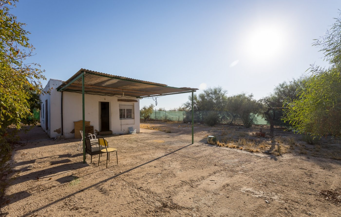 house-with-land en murcia · corvera 49000€