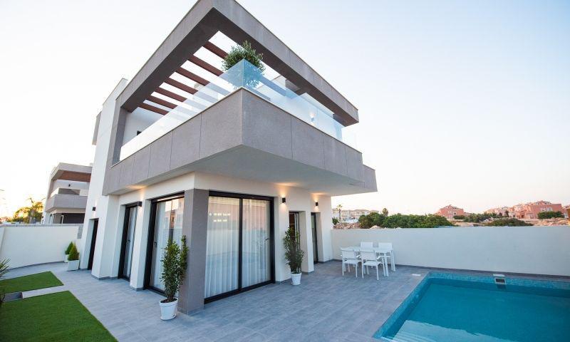 villa en los-montesinos · la-herrada 265900€