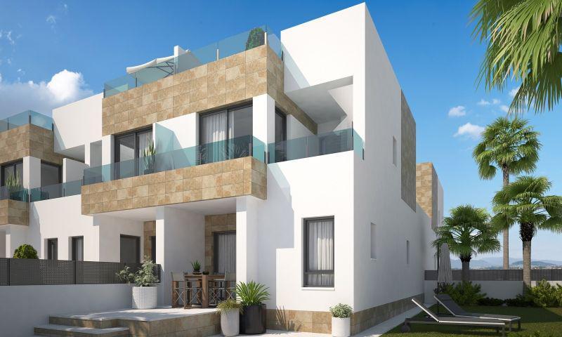 townhouse en orihuela-costa · villamartin 220000€