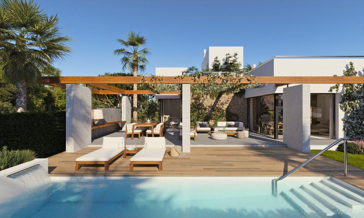 luxury-villa en dehesa-de-campoamor · dehesa-de-campoamor 755000€