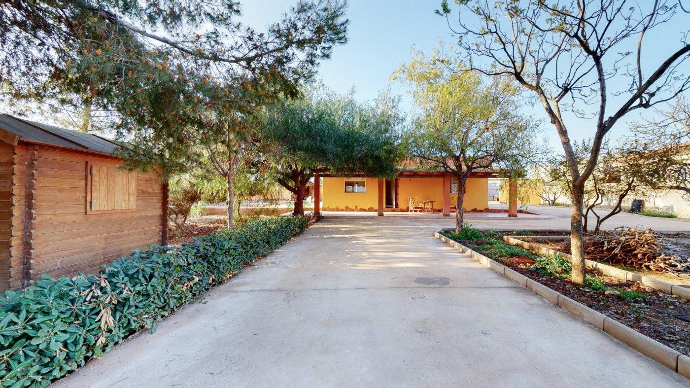 house-with-land en los-alcazares · lomas-del-rame 209000€