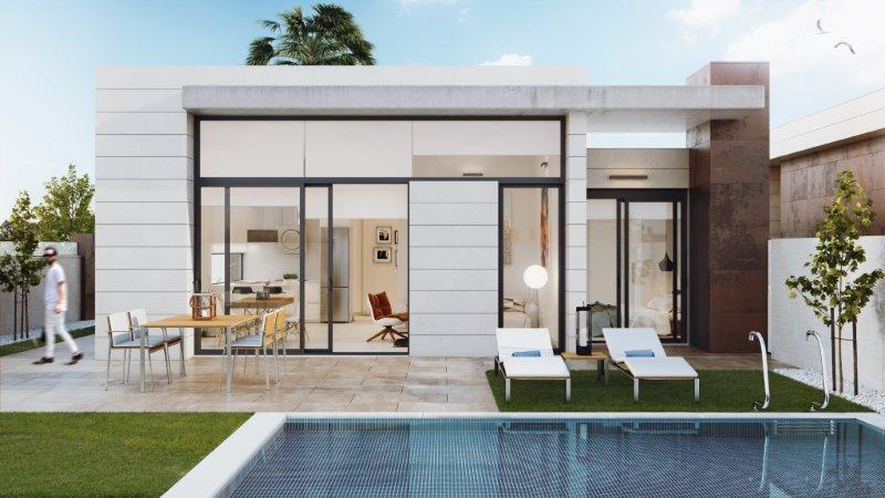 Villa · Pilar De La Horadada · PILAR DE LA HORADADA 292.000€€