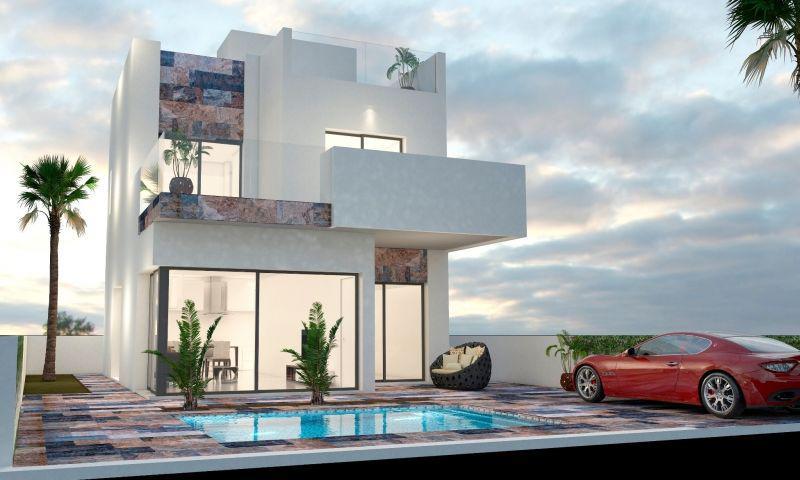 villa en orihuela-costa · villamartin 305000€