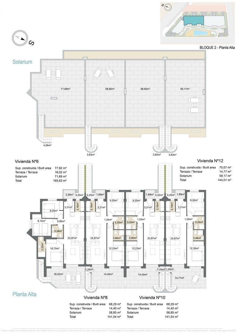Upper Floor · Pilar De La Horadada · PILAR DE LA HORADADA 159.900€€